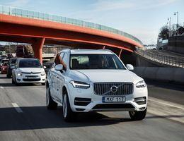 Tomtom et Volvo font équipe pour les GPS connectés du futur