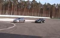 [Vidéo]: CLK DTM versus McLaren SLR !