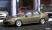 Miniature : 1/43ème - SAAB 9-5 Sedan phase 2