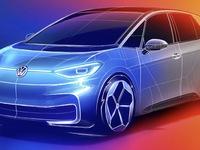 Une citadine branchée Volkswagen ID.1 prévue pour 2025