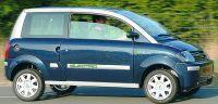 Les voitures électriques à basse vitesse autorisés