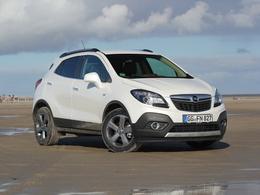 Opel Mokka : déjà 100 000 commandes