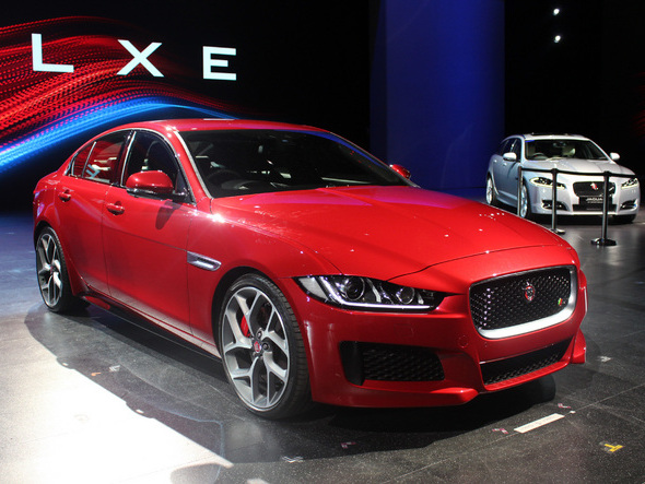 jaguar xe des versions break coup et crossover dans les cartons. Black Bedroom Furniture Sets. Home Design Ideas