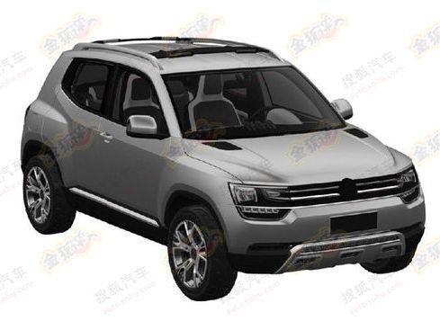 Volkswagen Taigun : déjà en fuite ?