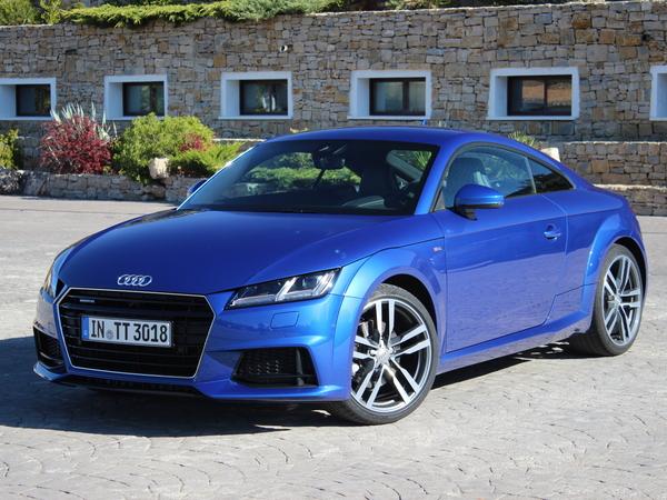 Essai vidéo - Audi TT : enfin joueur?
