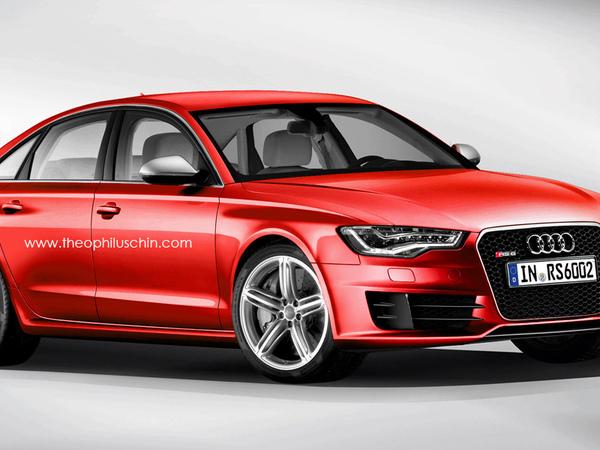 Prochaine Audi RS6 : elle sera à peu près comme ça