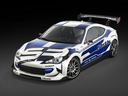 Salon de Détroit 2012 - Scion Racing FR-S: 600 ch!