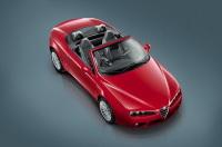 "Alfa Romeo Spider : élu ""voiture gay européenne de 2007"""