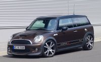 Mini Cooper S Clubman by AC Schnitzer : little big car