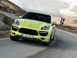 Résultats 1er trimestre : Porsche à +21%, le Cayenne superstar