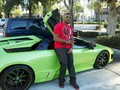 Quinton Rampage Jackson s'offre une Lamborghini Murcielago