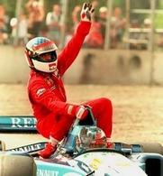 Test : Jean Alesi au volant d'une Ferrari 430 GT2 AF Corse