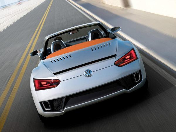 Le projet Volkswagen Bluesport annulé ?
