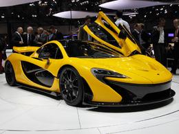 Les ventes de la McLaren P1 au beau fixe