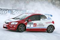 Toyota arrête la glace