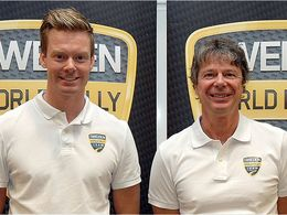 WRC - Mini : Patrick Sandell remplace Kris Meeke en Suède