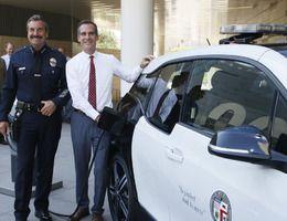 La police de Los Angeles roule en BMW i3