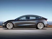Tesla a produit 145000 Model 3 en 2018