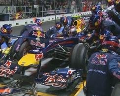 Pourquoi la sanction de Vettel à Singapour était injuste