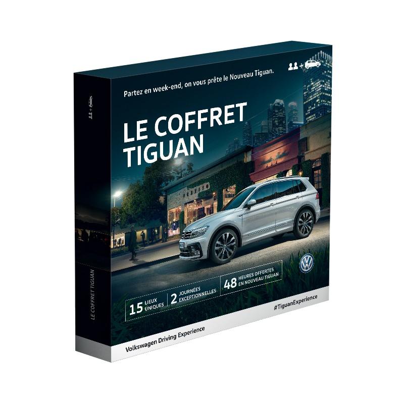 volkswagen un coffret cadeau pour tester le nouveau tiguan. Black Bedroom Furniture Sets. Home Design Ideas