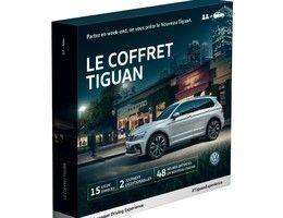 Volkswagen: un coffret cadeau pour tester le nouveau Tiguan