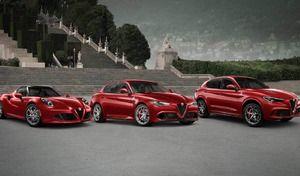 Alfa Romeo: progression aux USA, grosse régression en Italie