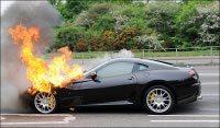 Feue Ferrari 599 GTB Fiorano...