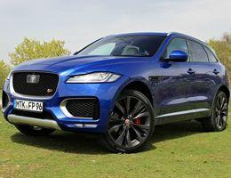 Jaguar Land Rover : record de ventes grâce au F-Pace