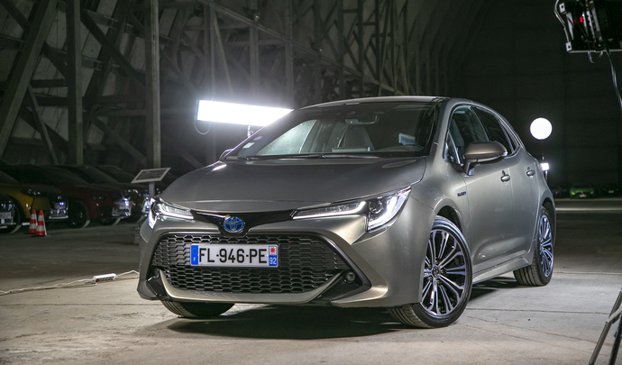 Toyota Corolla : fille prodigue - Salon de l'auto Caradisiac 2020