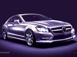 Carlsson retouche la Mercedes CLS : plus beau que la version AMG ?