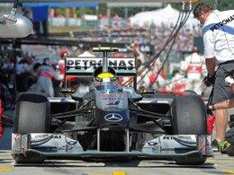 Rosberg : Plus de temps pour Brawn