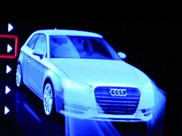 Future Audi A3 : intérieur et extérieur !