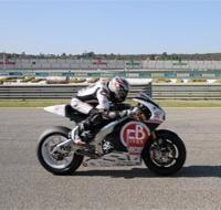 Moto GP - FB Corse: La voix du trois cylindres