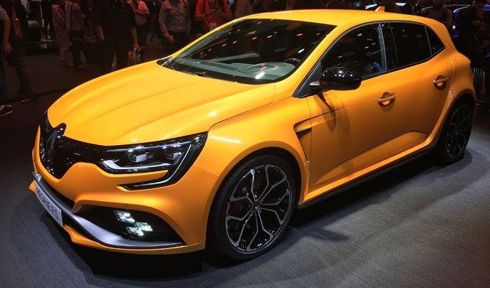 La Renault Mégane monte en puissance