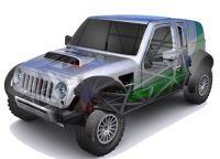 Dakar 2009 : une voiture à l'huile végétale pure !