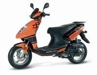 Nouveauté scooter 2007 :  Rieju Toreo-Pacific 50