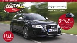 Audi RS6-R MTM : Un nouveau record de vitesse !