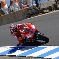 Moto GP: Le nouveau carénage arrive chez Ducati