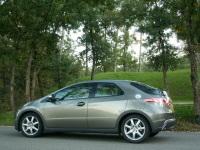 Honda : 2006, 6e année record en Europe grâce à la Civic