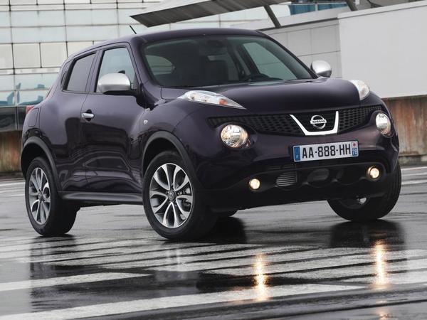 Bruxelles 2012 : Nissan Juke Shiro, le blanc est à l'intérieur