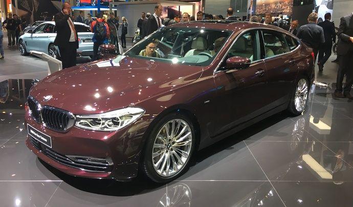 BMW Série 6 GT : du mieux dans le style - Vidéo en direct du salon de Francfort