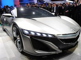 Honda NSX 2 : elle sera produite ... aux USA !