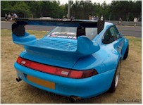 Photo du jour : Porsche GT2