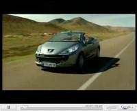La Peugeot 207 CC en vidéo !