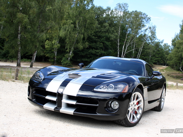 Photos du jour : Dodge Viper Srt-10 Coupé