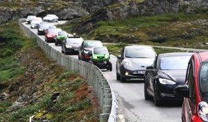 Norvège : les voitures rechargeables ont représenté 50% du marché en 2018
