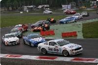 GT4 European Cup: De Doncker s'installe en tête du championnat