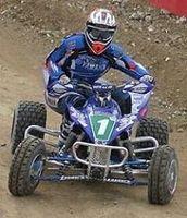 Championnat de France d'endurance quad à Floyon