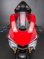 Lightech équipe la nouvelle Yamaha R1 (2015)