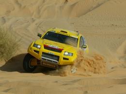 Oscar eO, un proto électrique sur le Dakar!
